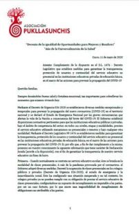 Documento de Transparencia